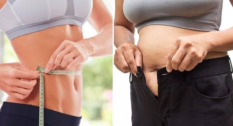 Способы подтянуть кожу после похудения в домашних условиях и салонные процедуры