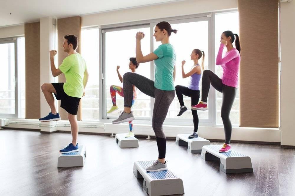 Работает ли степ аэробика для похудения в домашних условиях?