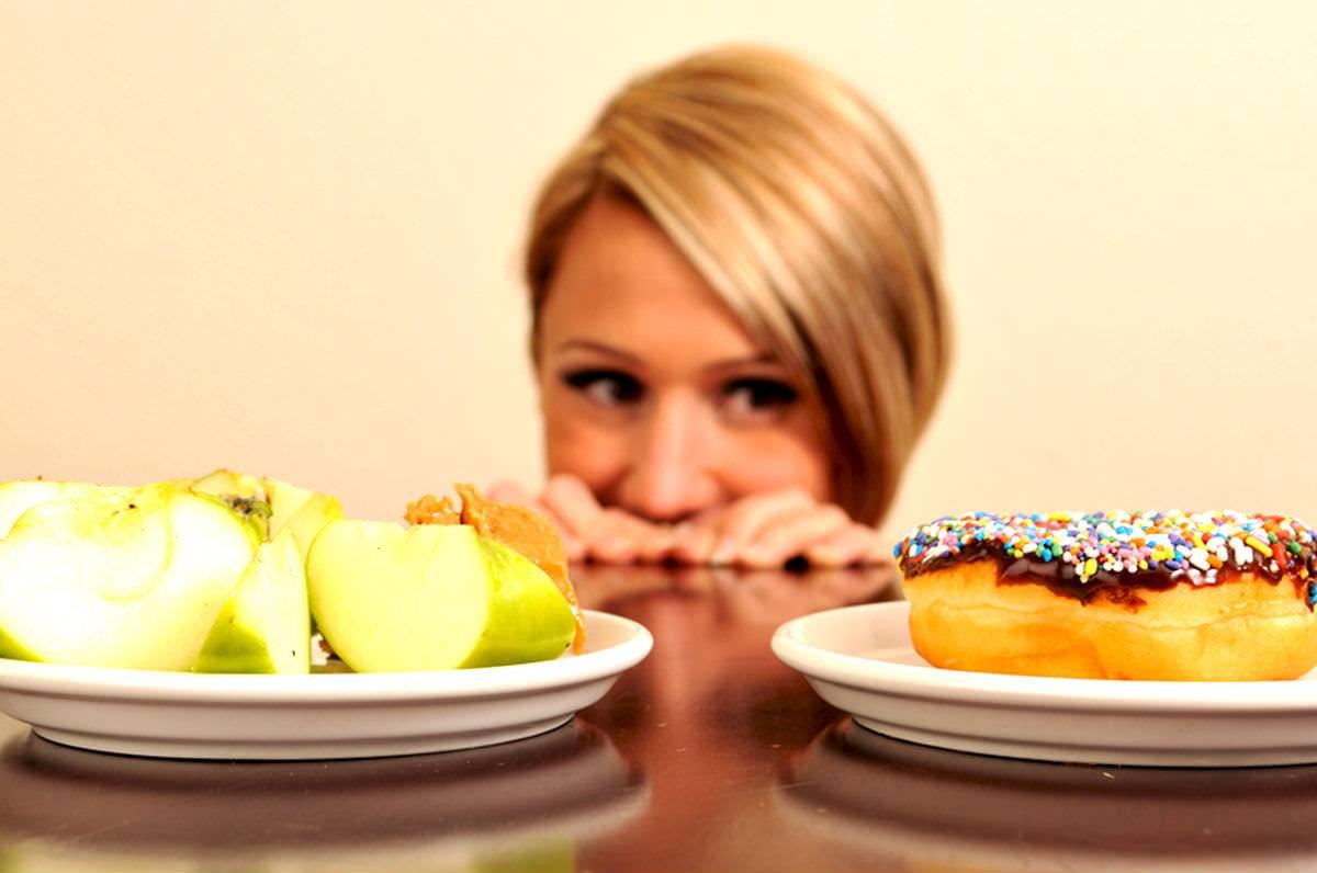 Как не сорваться при похудении: 4 главных секрета