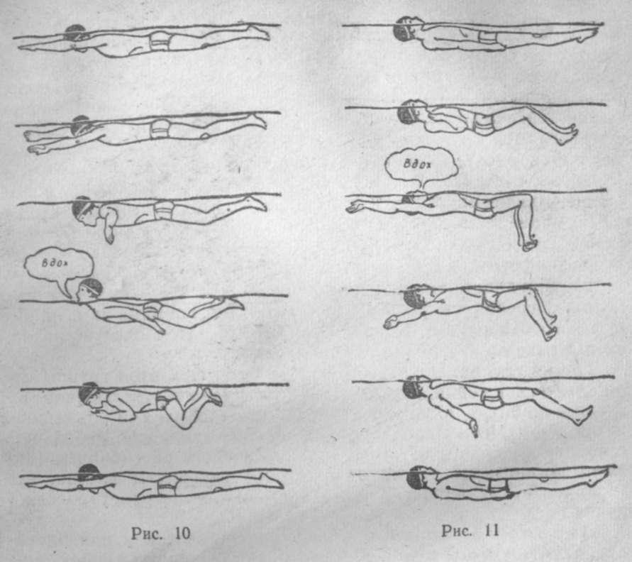 Техника плавания брассом: инструкция, типичные ошибки