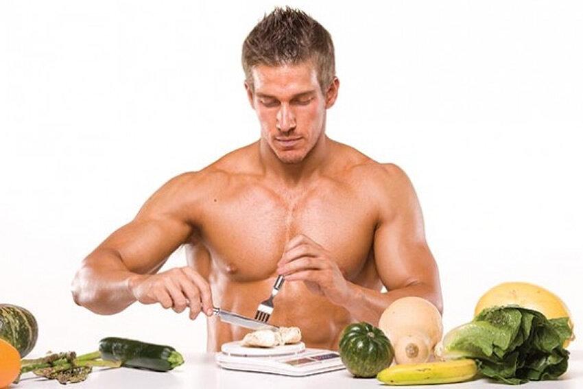 Рацион и особенности питания бодибилдера для набора веса | proka4aem.ru