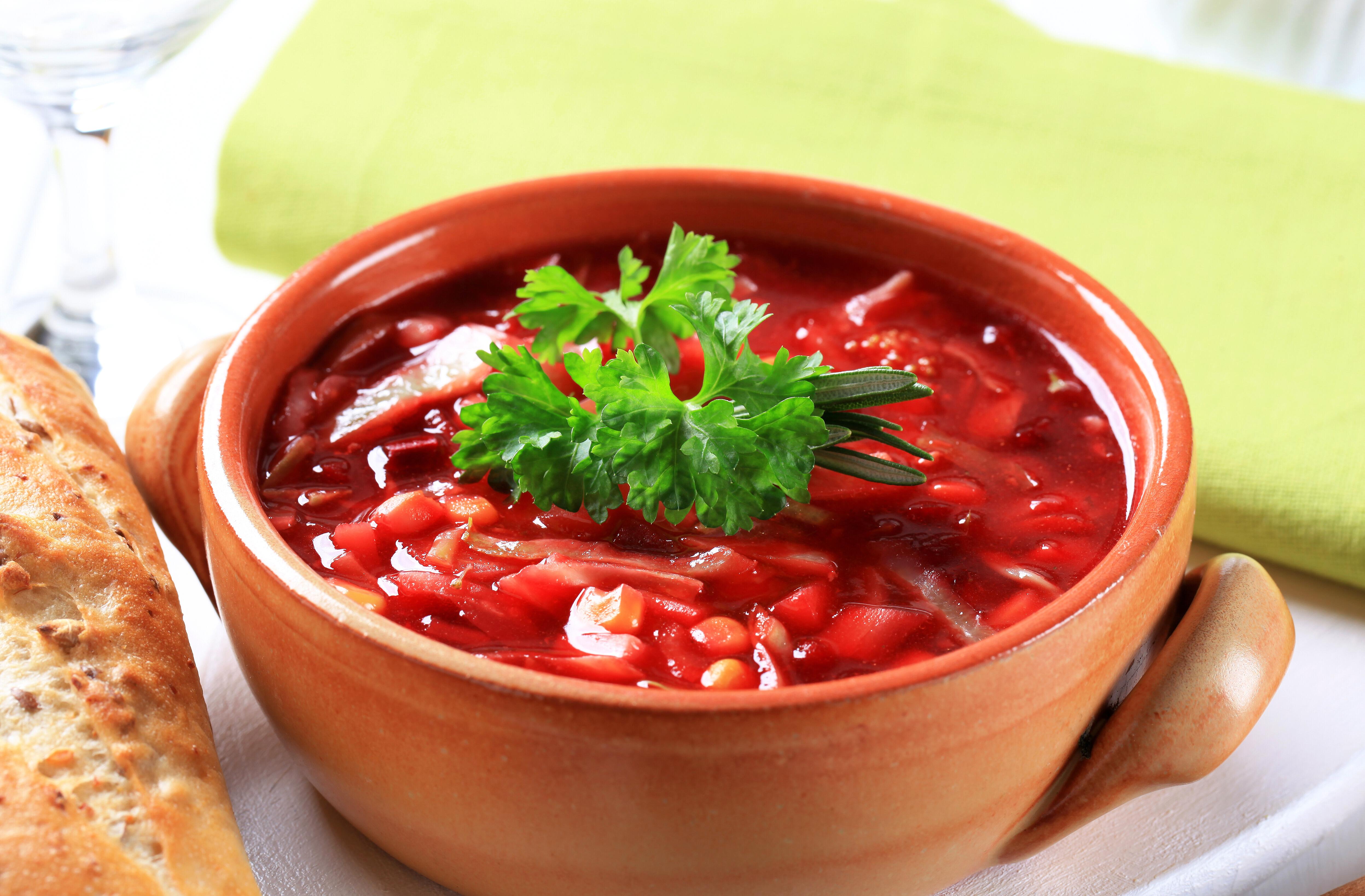 Овощные супы польза и вред. чем полезны супы-пюре   здоровье человека
