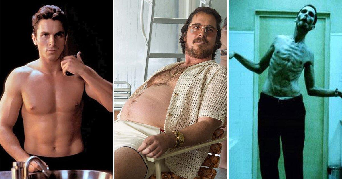 Диеты, на которых сидели актеры, чтобы похудеть