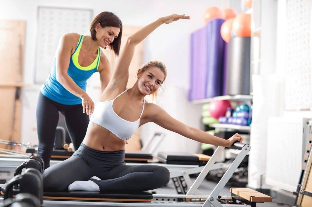 Программа тренировок в зале для похудения девушкам