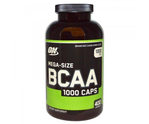 Optimum nutrition bcaa – обзор комплекса