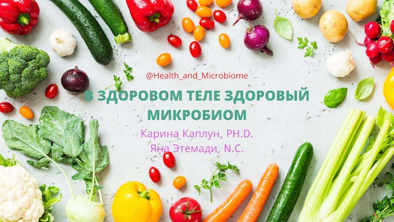 Что такое микробиом человека каковы его функции и роль для здоровья