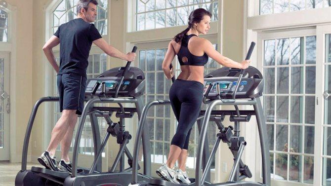 Что лучше для похудения: бег или эллипс, плюсы и минусы