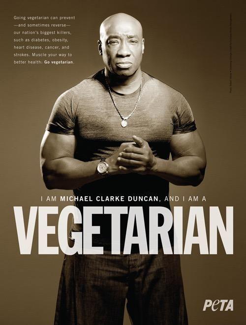 Бодибилдер вегетарианец, это возможно?