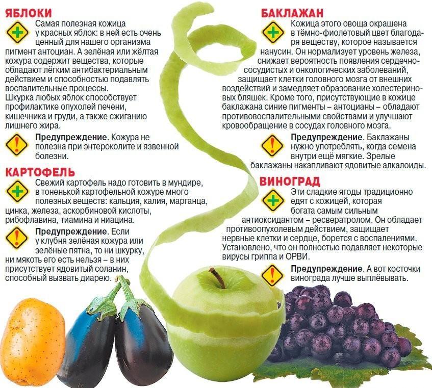 Овощи или фрукты — что более полезно для здоровья? | польза и вред