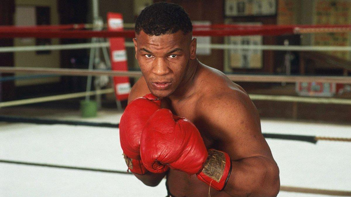 Майк тайсон: биография боксера, карьера и личная жизнь