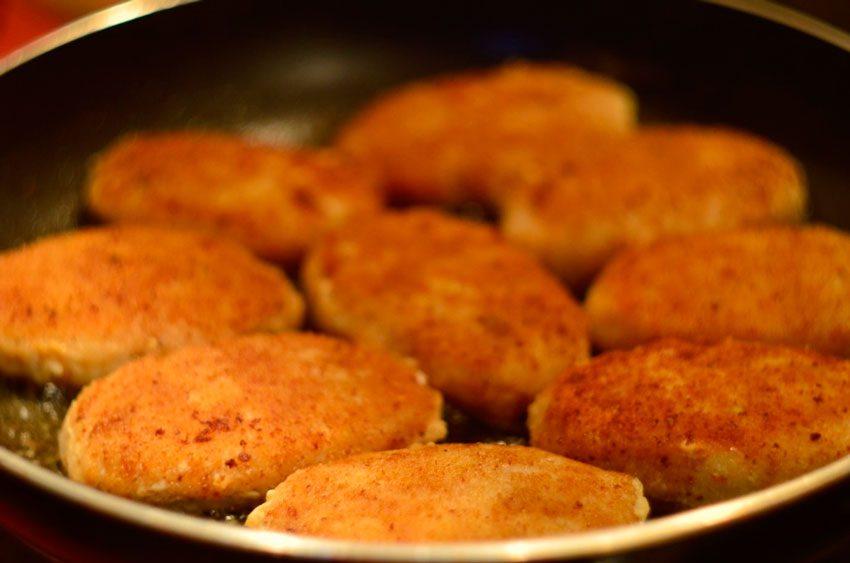 Рецепт вкусных диетических рыбных котлет