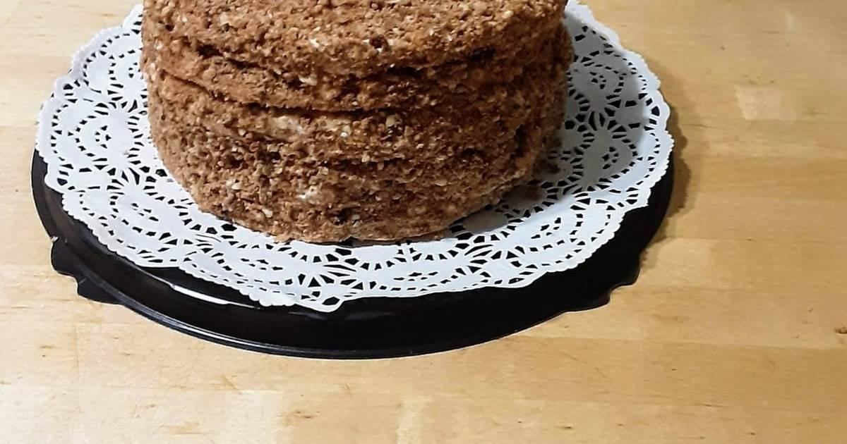 Рецепты вкусных десертов: новогодние пп-торты. меньше 200 калорий