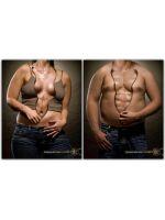 Как правильно худеть чтобы уходил жир а не мышцы: секрет рекомпозиции тела