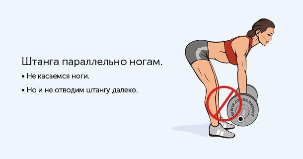 Румынская тяга на одной ноге