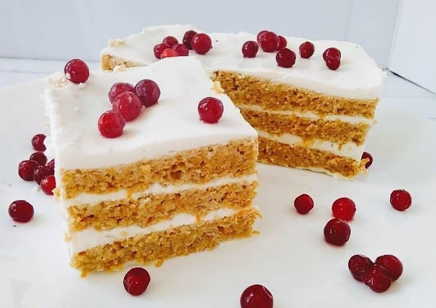 Диетический торт - рецепт в домашних условиях пошагово и с фото