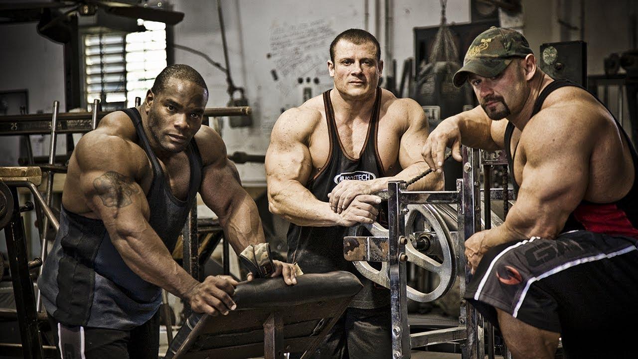 Бодибилдинг против crossfit - тренировки фитнесс гуру