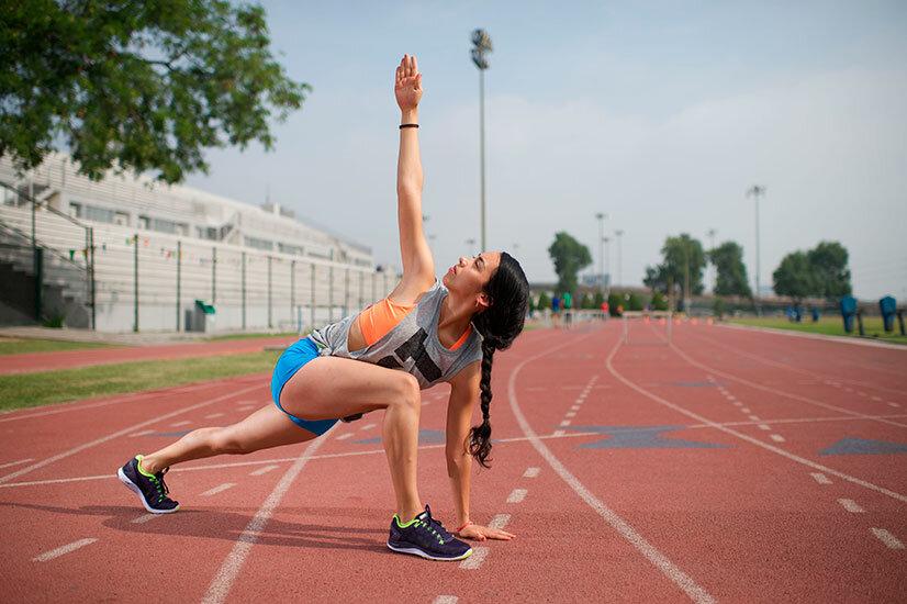 Разминка перед тренировкой: 30 упражнений для разминки + готовый план