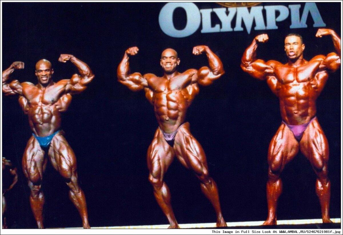 Мистер олимпия — победители за все годы конкурса