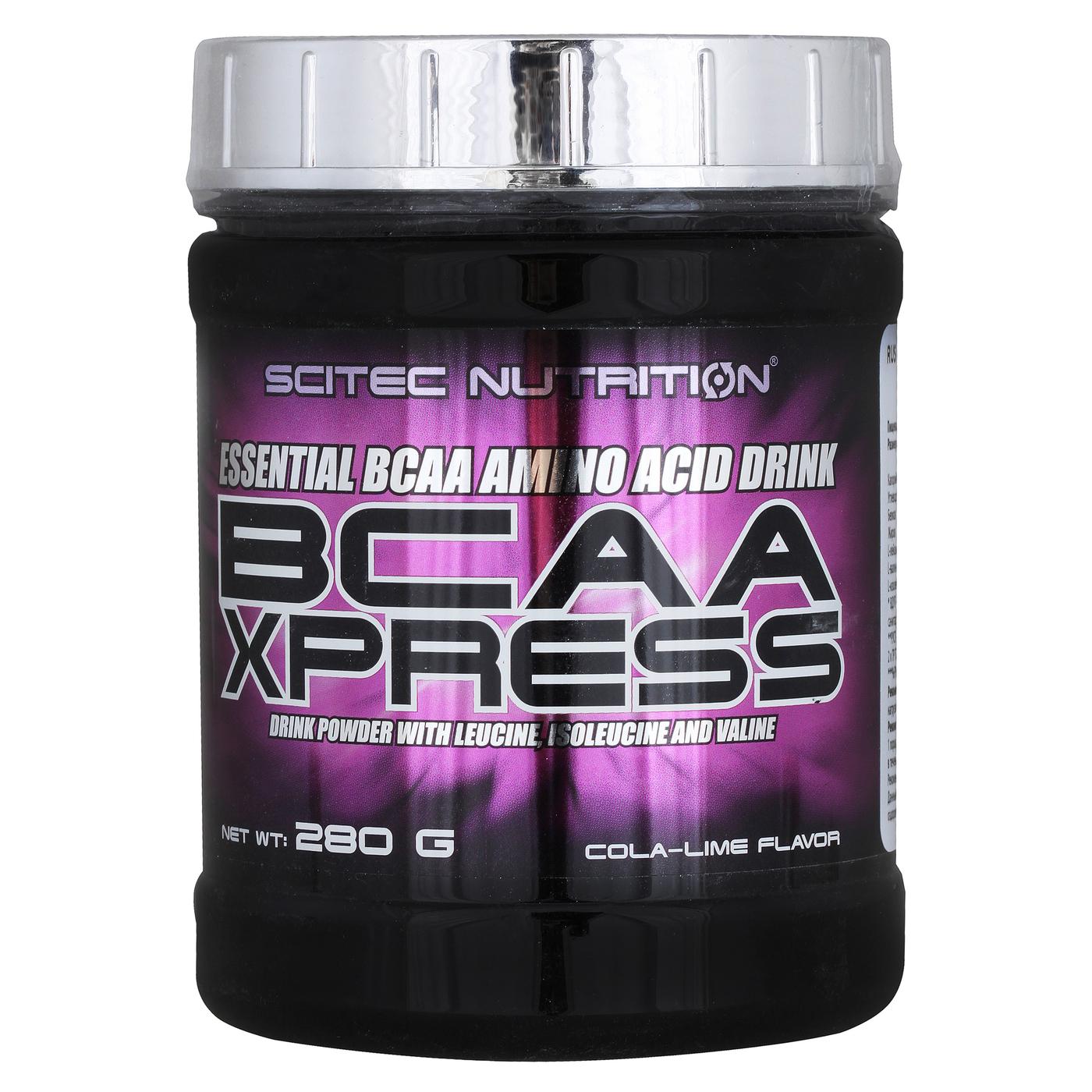 Bcaa xpress 280 гр (scitec nutrition) купить в москве по низкой цене – магазин спортивного питания pitprofi