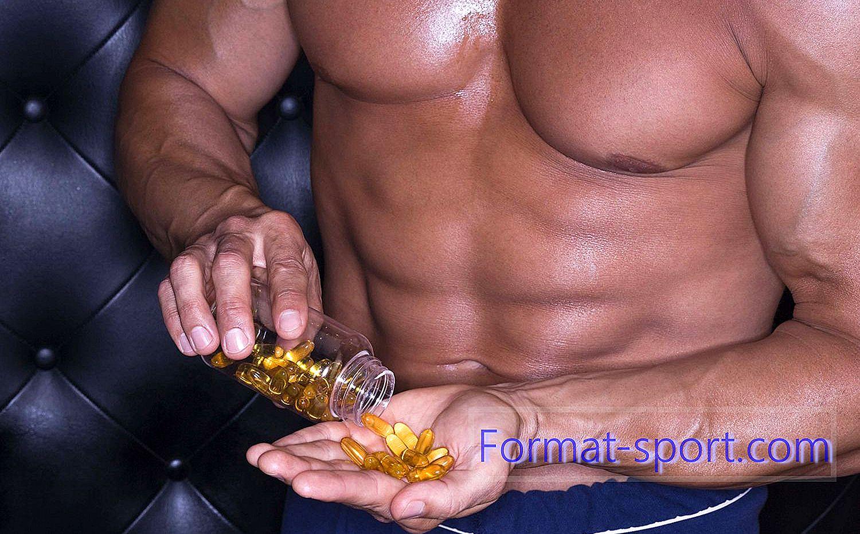 Аптечные препараты для бодибилдинга для набора мышечной массы, курс приема, дозировка