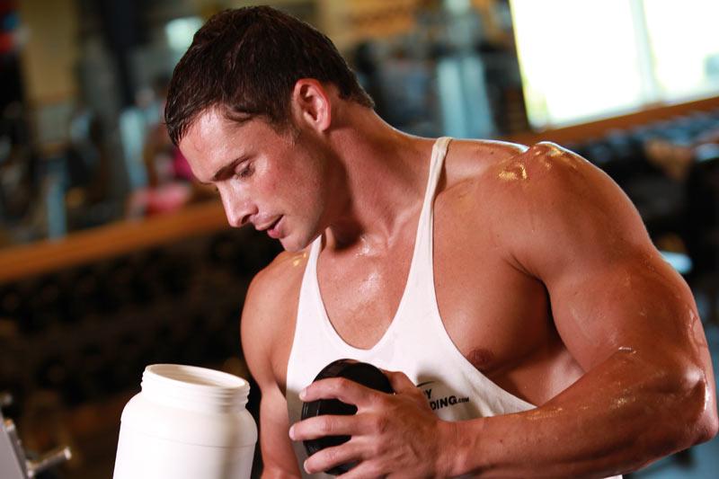 Можно ли пить гейнер без тренировок