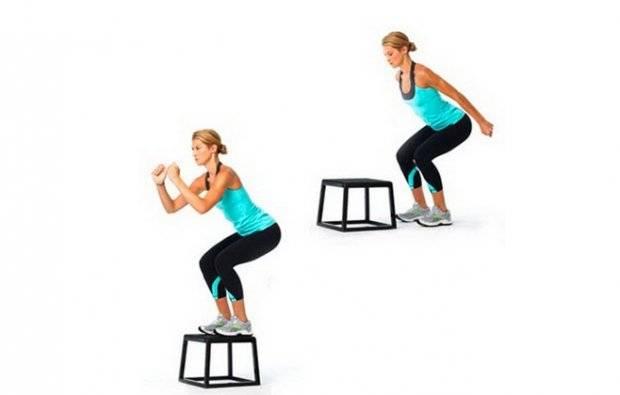 Упражнения для снижения веса — sportfito — сайт о спорте и здоровом образе жизни