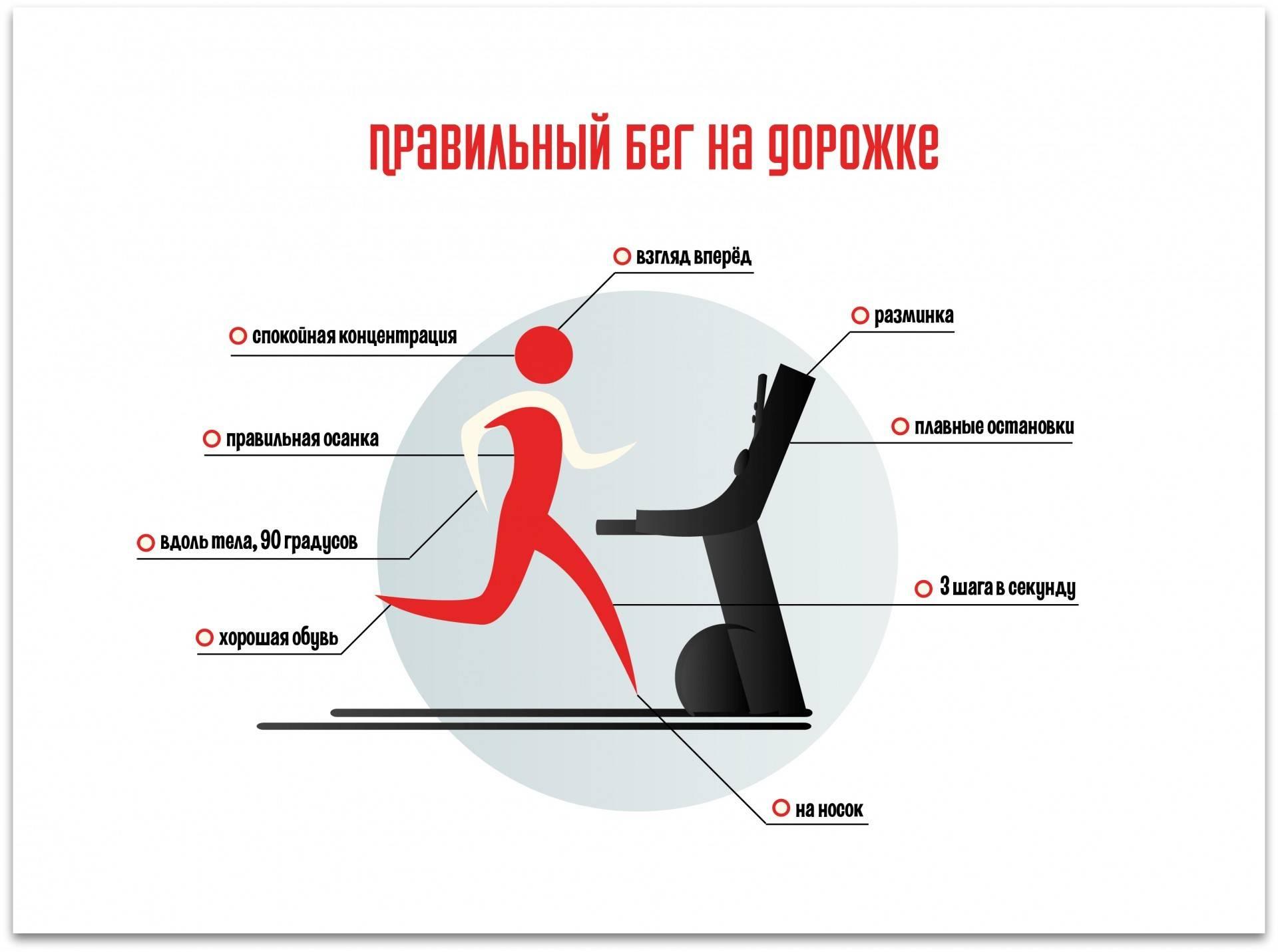 Плюсы и минусы беговых дорожек, советы по снижению веса в тренажерном зале