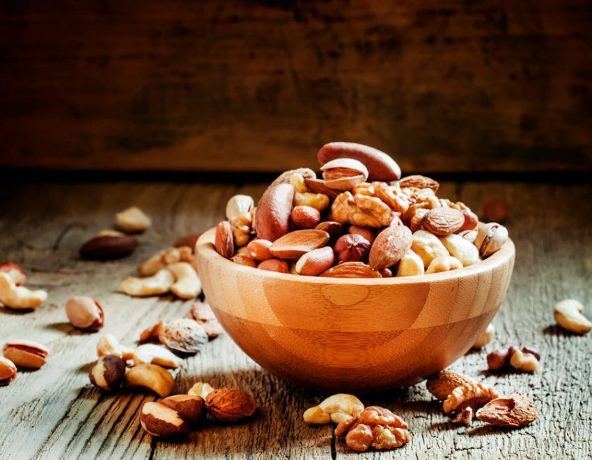 Смело ешьте орехи и продолжайте терять вес