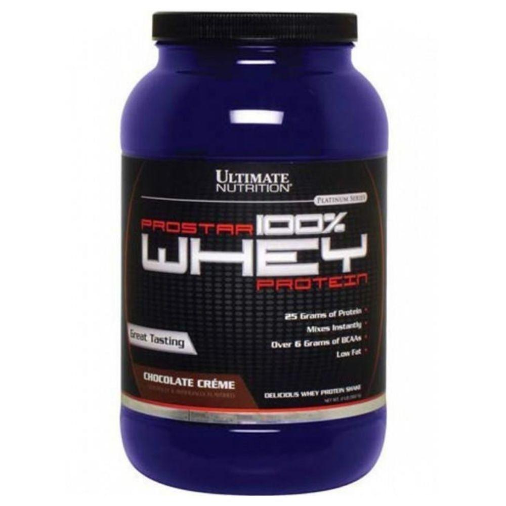 Ultimate Nutrition Prostar 100% whey protein – полный обзор протеина