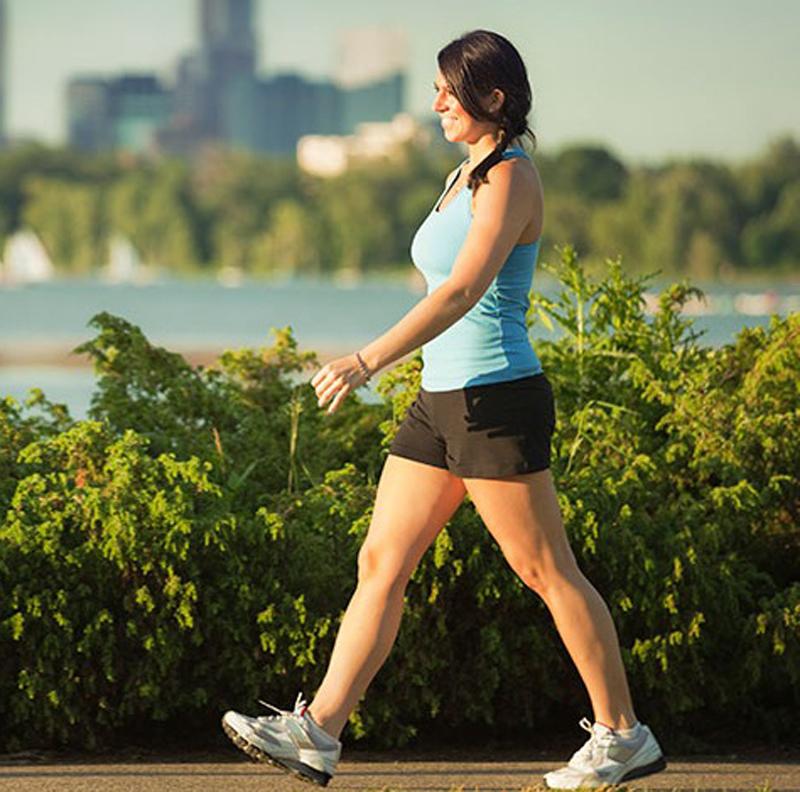 Как правильно заниматься ходьбой, чтобы похудеть