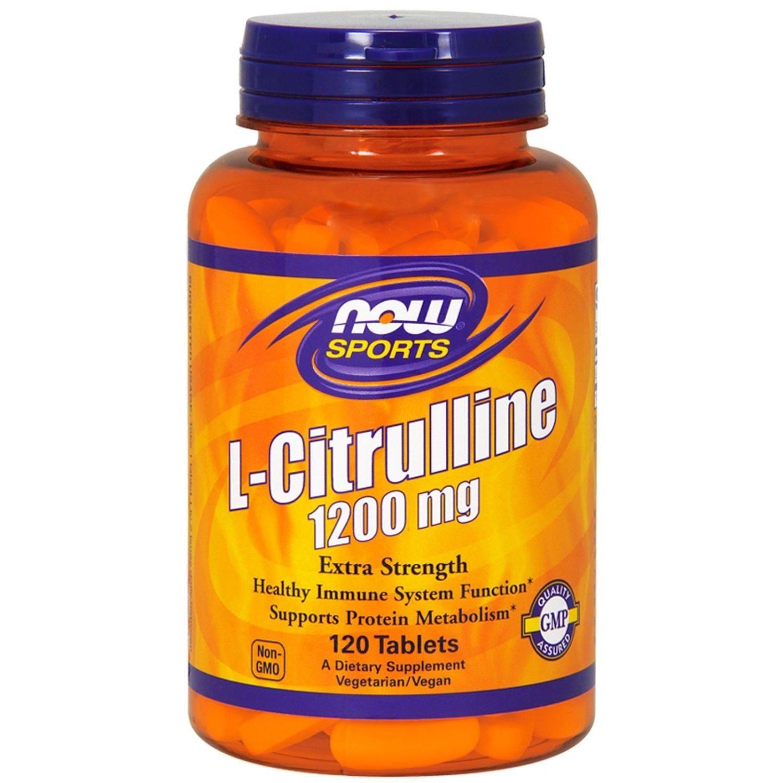 Л-цитруллин (l-citrulline) - твой секрет мужской силы