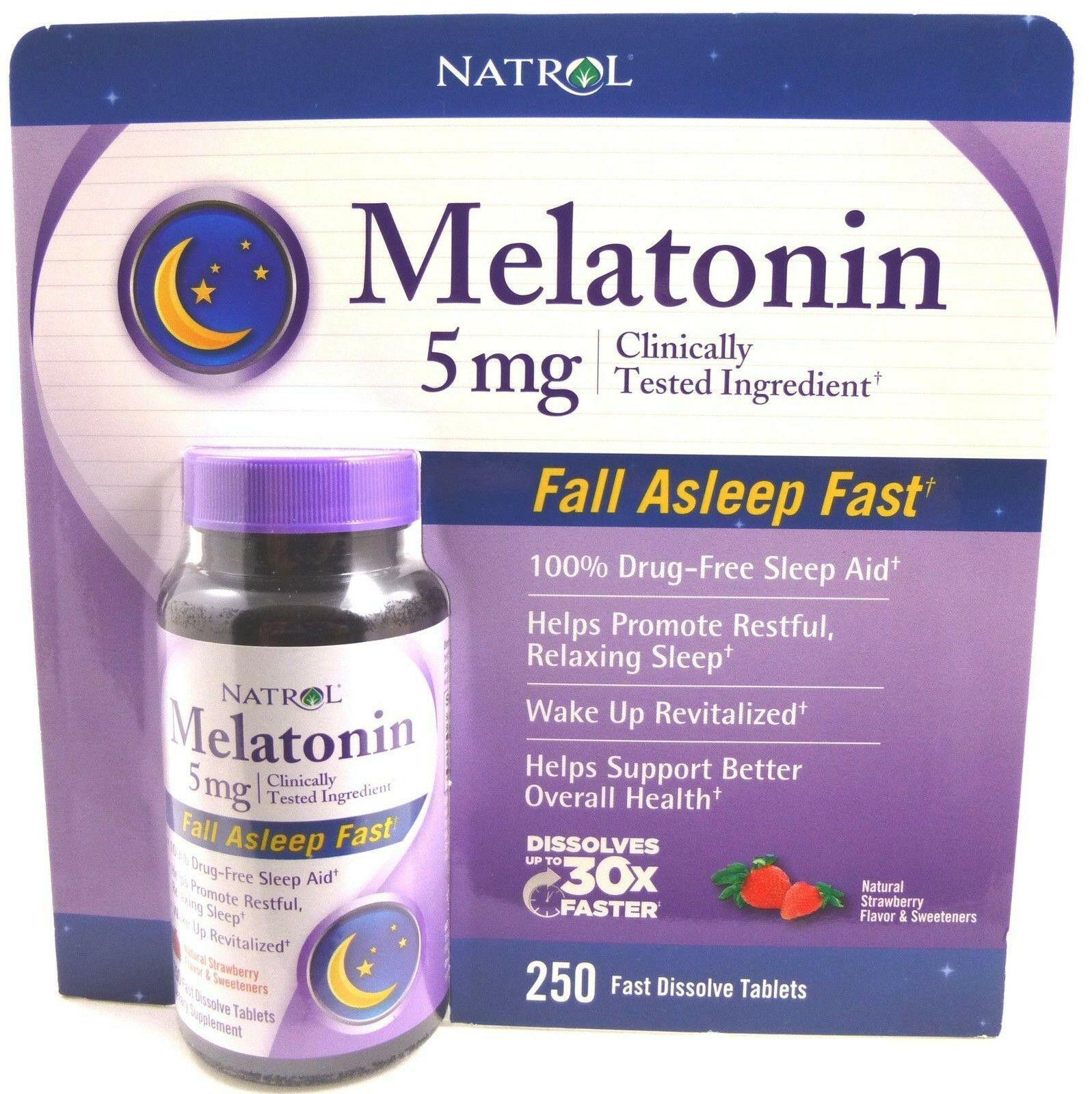 Мелатонин отзывы