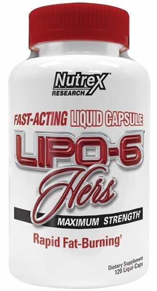Lipo-6x от nutrex: обзор популярного жиросжигателя