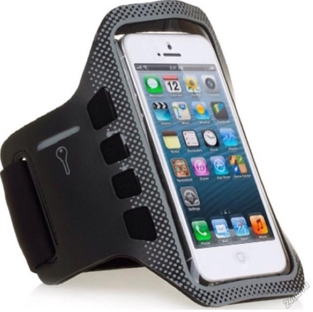 Cпортивные чехлы для смартфона на руку: выбираем чехол для бега