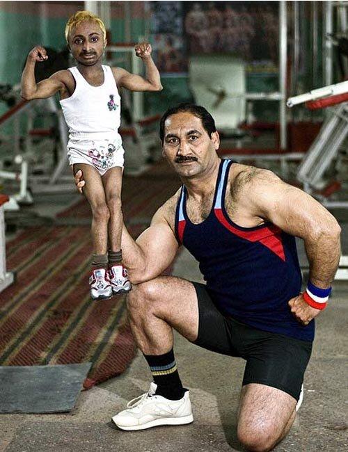 10 самых маленьких людей в мире: фото, рост