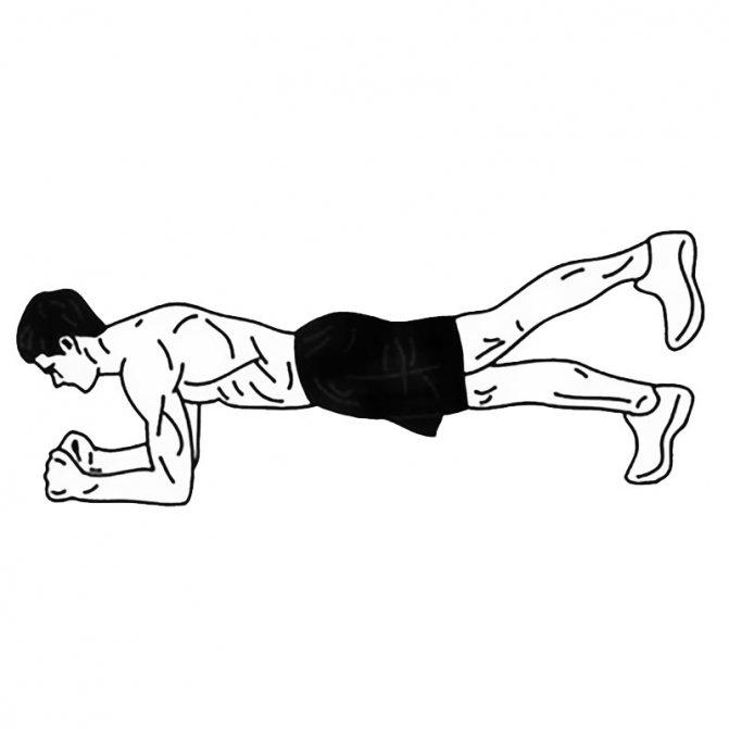 Отжимания от пола с колен польза и рекомендации к выполнению
