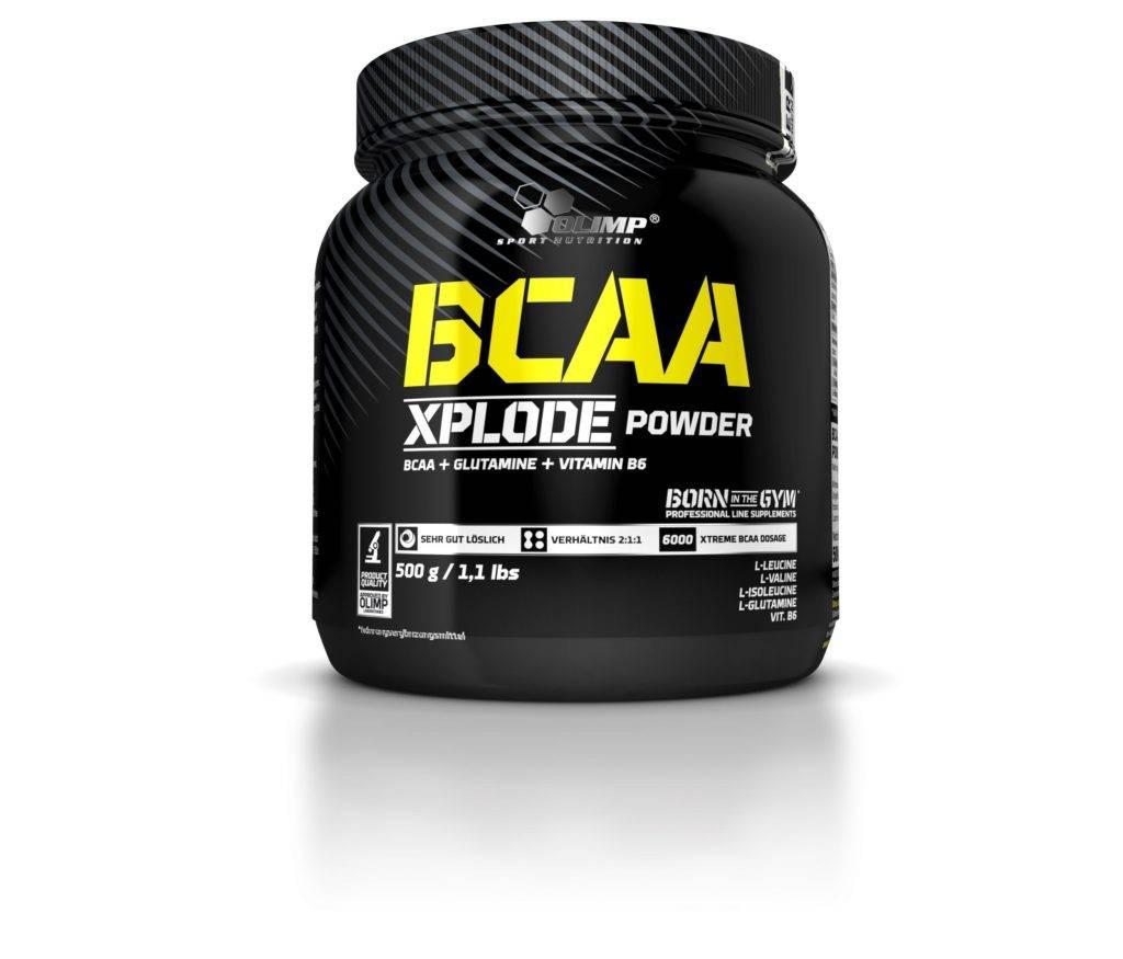 Как правильно принимать bcaa xplode от olimp