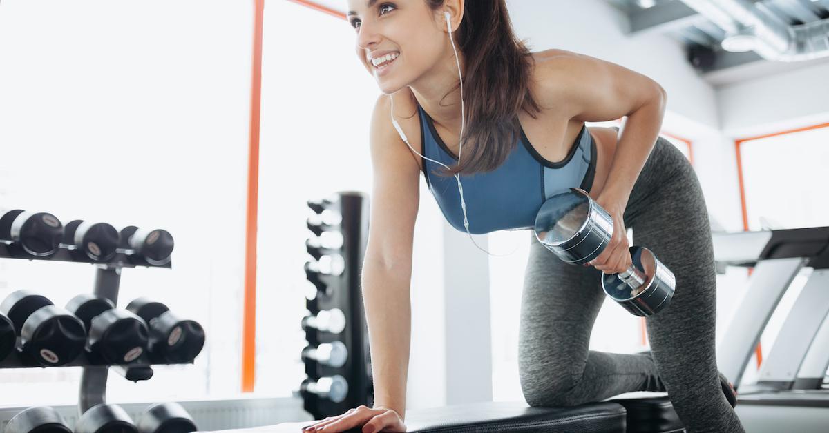 Как тренировать здоровье в тренажерном зале