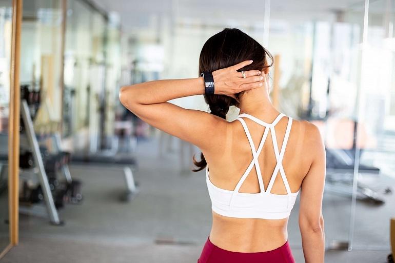 Напряжение мышц