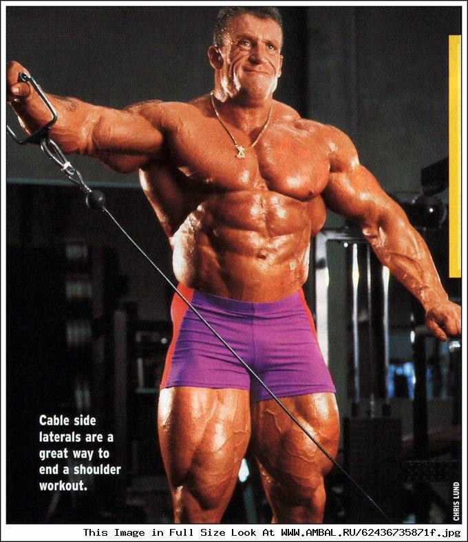 Тренировка широчайших   спина от дориана ятса   bestbodyblog.com