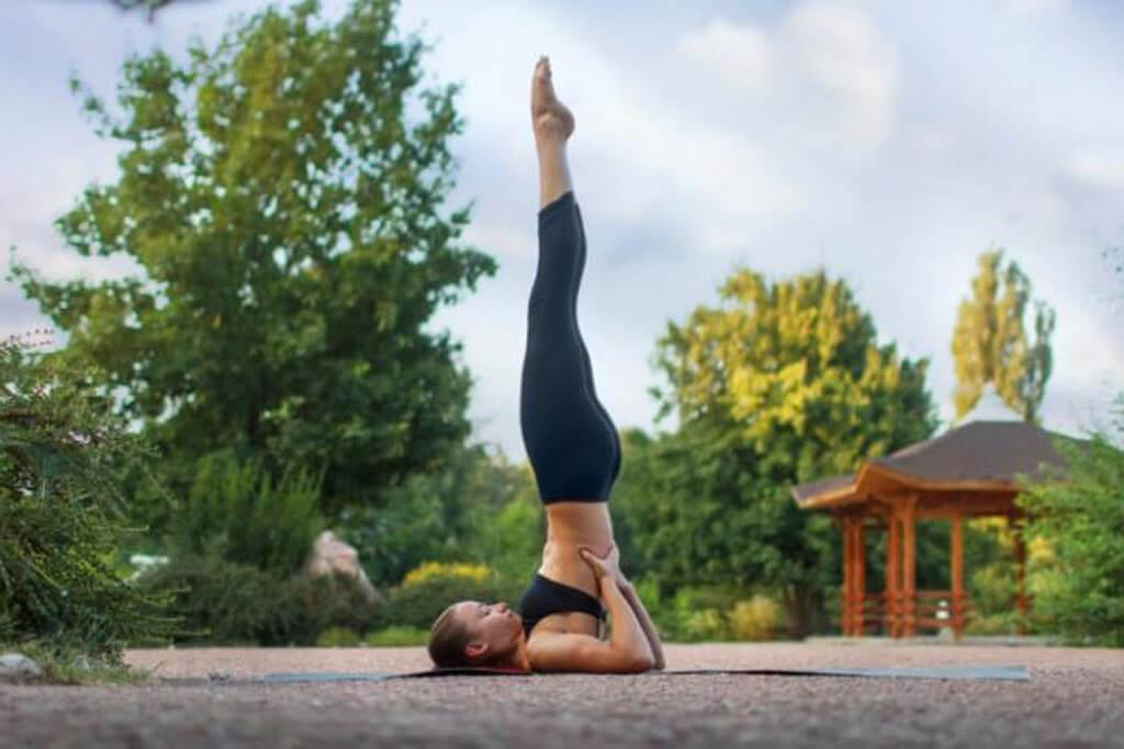 Упражнение березка: правильная техника выполнения, полезные свойства и особенности упражнения (75 фото)
