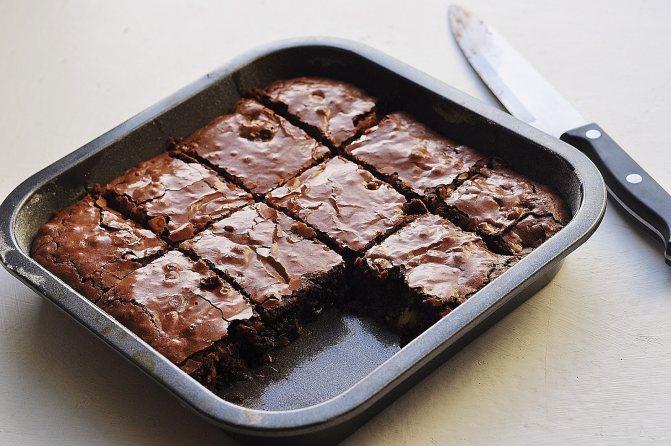 Брауни: 3 способа приготовления популярного десерта