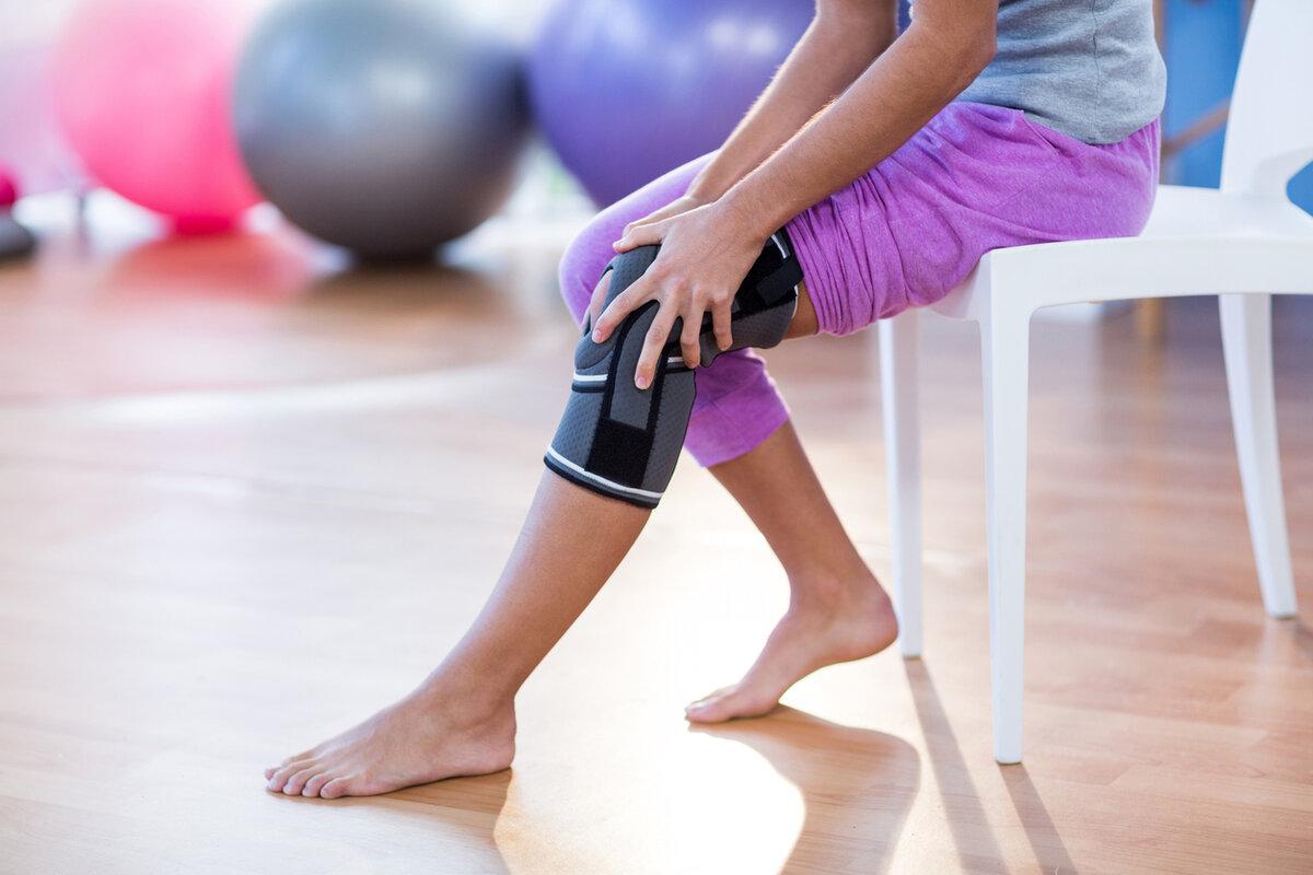 Проблемы с суставами, или береги суставы смолоду - дарим позитив
