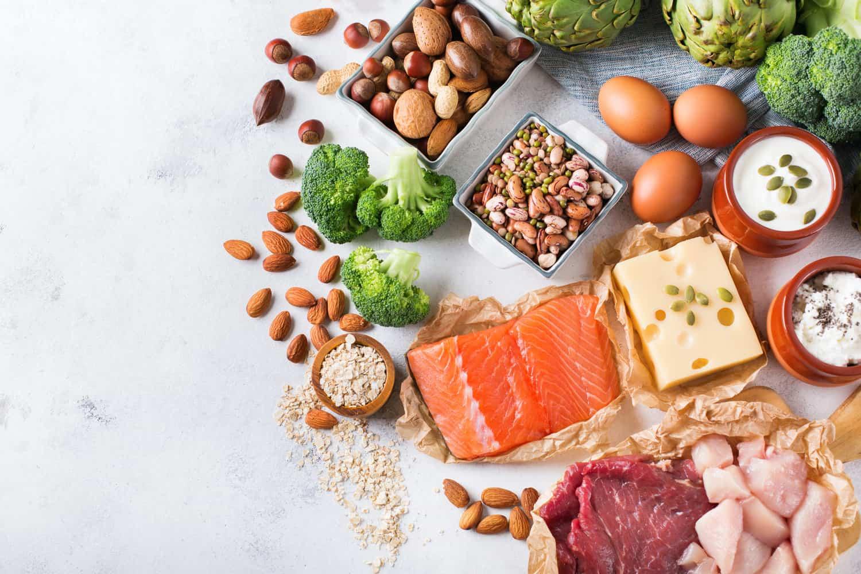 Суточная норма белка для роста мышц | сколько белков нужно для роста мышц?