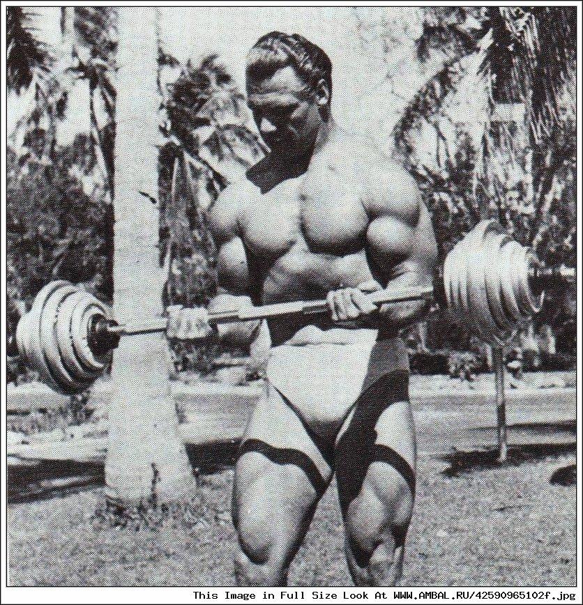 Джон Гримек: красота тела и сила духа