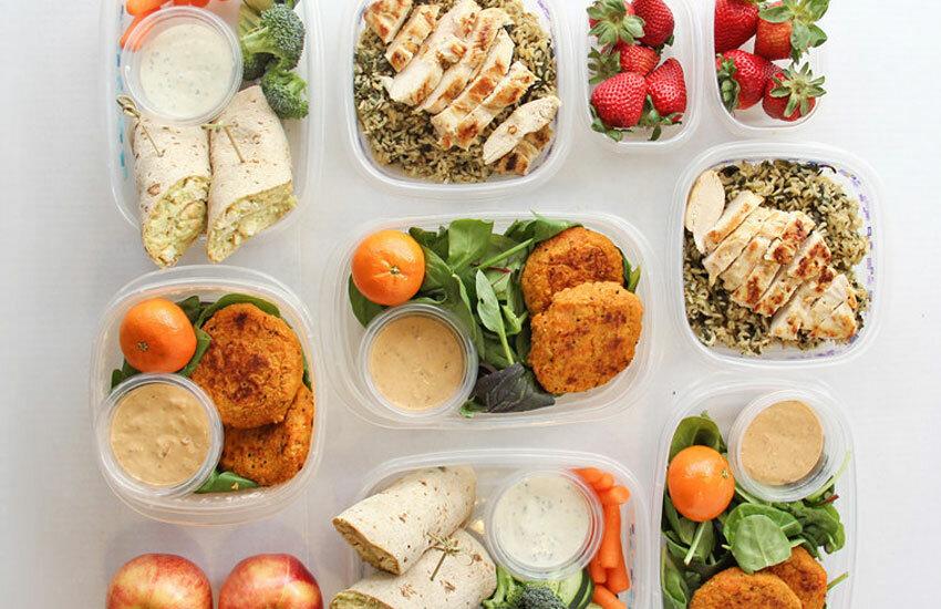 Пример правильного питания на неделю как составить меню |