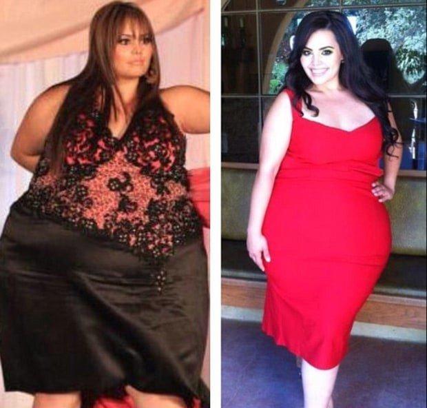 Плюс-сайз модель раскритиковали за похудение на самоизоляции