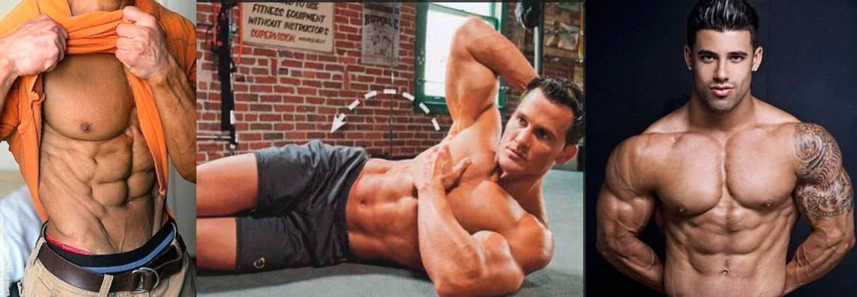 Как накачать пресс ✔ анатомия брюшных мышц и лучшие упражнения