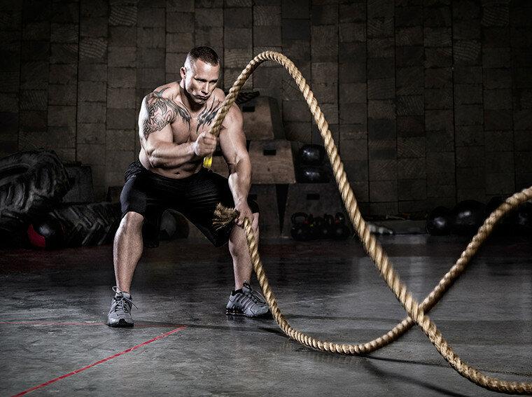 Кроссфит в домашних условиях: лучшие комплексы упражнений по кроссфит для мужчин