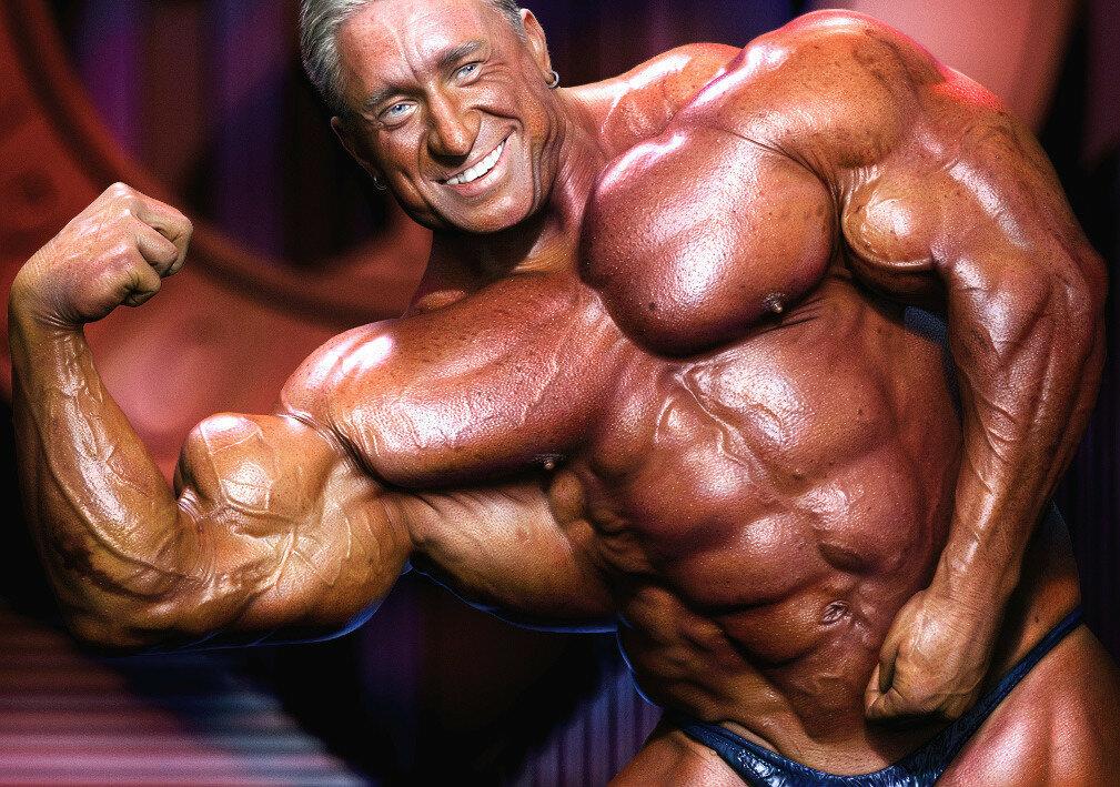 Какая мышца в теле человека самая сильная